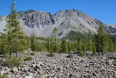 June Hike of the Month: Chaos Crags and Manzanita Creek Trails in Lassen Volcanic National Park — Northern California Hiking Trails