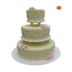 Wedding Cakes ❤ liked on Polyvore featuring home and kitchen & dining