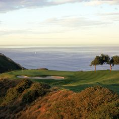 Torrey Pines....absolutely my favorite course!  We had a fabulous round.  Started out warm and sunny... By the time we were on 17 the coldest fog had rolled in!  Fun times!