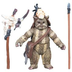 Star Wars Return of The Jedi The Vintage Collection - Logray - Ewok Medicine Man Figure by Star Wars. $5.00. From the Manufacturer                Celebrate the legendary Star Wars saga that changed the universe forever! This collection brings to life the incredible story of good versus evil that captured our imagination and took us to a galaxy far, far away. Iconic Star Wars heroes and villains are captured with incredible detail and premium features to commemora...