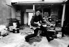 Tom Waits ~ Danny Clinch, Photographer, Behind the Lens, Photography