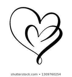 Stock Photo and Image Portfolio by Tymonko Galyna Skull Tattoos, Sleeve Tattoos, Tatoos, Rosary Tattoos, Bow Tattoos, Bracelet Tattoos, Heart Sign, Love Heart, Herz Tattoo Klein