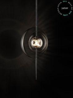 CAPTURE lighting fixture by Michael Anastassiades for J. & L. LOBMEYR.