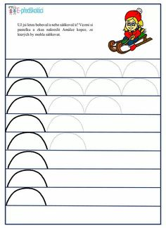 Free Printable Handwriting Worksheets, Origami Shirt, Starting A Daycare, Winter Activities For Kids, Sport Craft, Autism Activities, Pre Writing, Early Education, Winter Theme