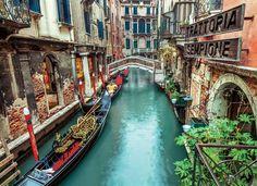 Clementoni Puzzle 1000 Teile Kanal in Venedig (39328) Gondeln in Spielzeug, Puzzles & Geduldspiele, Puzzles | eBay | http://nextpuzzle.de