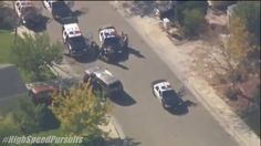 Southern California Police Chase Bank Robber Ends In Massive Shootout