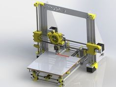 Prusa i3 2014 by 3D_LabteK - Thingiverse #3dprintingbusiness #3dprinterbusiness