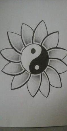 easy drawings creative drawing ideas for beginners Easy Pencil Drawings, Cool Art Drawings, Doodle Drawings, Art Drawings Sketches, Tattoo Drawings, Cool Simple Drawings, Drawing Art, Creative Drawing Ideas, Tumblr Drawings Easy