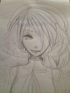 New oc rough sketch