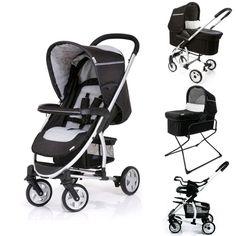 hauck malibu all in one stroller | Hauck Malibu All in One Stroller, Bassinet, and Stand: