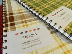 SANDIA  Cuadernos A4 verticales. 70 hojas rayadas. Tapa dura. Diferentes motivos.