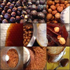Pâte à tartiné maison à la noisette pour grands gourmands d'après la recette de C. Michalak :) By Alamalice