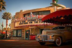 Hollywood Studios Cadillac | Flickr - Photo Sharing!