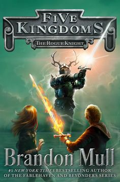 See the trailer and cover for Brandon Mull's new fantasy series 'Five Kingdoms' — EXCLUSIVE | EW.com