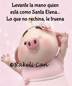 Pig Illustration, Humor Mexicano, Cute Pigs, Tattoo, Funny, Quotes, Teacup Pigs, Cute Jokes, Funny Taglines
