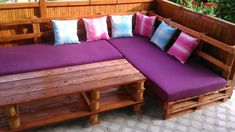 Outdoor Sectional, Sectional Sofa, Outdoor Furniture, Outdoor Decor, Bed, Home Decor, Modular Couch, Decoration Home, Stream Bed