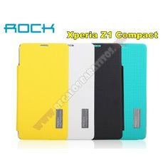 Funda elegante diseño Rock para Xperia Z1 Compact