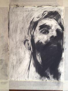 Sketchbook ideas, charcoal on paper Sketchbook Ideas, Charcoal, Drawings, Paper, Artwork, Painting, Work Of Art, Auguste Rodin Artwork, Painting Art