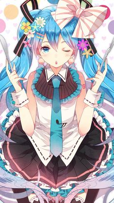 Miku ♡ Hatsune