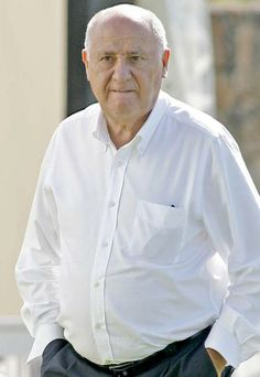 Amancio Ortega, from Spain - net worth: $57 billion - is 2013s biggest gainer; his fortune is up $19.5 billion, pushing his fortune to a record high and moving him ahead of Warren Buffett. While he's no longer chairman of clothing retailer Inditex (he stepped down in 2011), he controls nearly 60% of the company's shares, which were up more than 50%.  The company, which operates under several brand names including Zara, Massimo Dutti and Stradivarius, has nearly 5,900 stores in 86 countries.