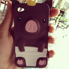 New case for my iPhone. :