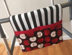Excited to share the latest addition to my  etsy shop  Walker Bag Apples and 8470b33d1deca
