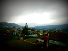 Kandy, where I ended my travel.