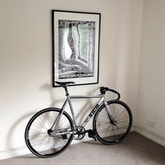 Joy Division poster for home