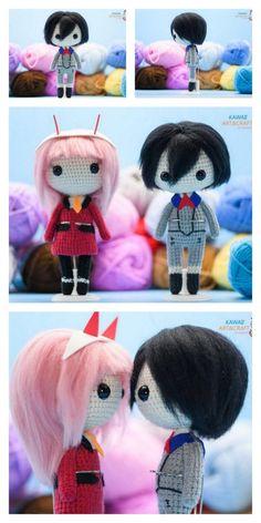 Amigurumi Japanese Doll Crochet Geek, Free Crochet, Giraffe, Elephant, Head Start, Amigurumi Doll, Yarn Colors, Japanese Girl, Free Pattern