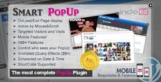 Indeed Smart PopUp for WordPress :  Check out 'Indeed Smart PopUp for WordPress' on #EnvatoMarket #codecanyon http://codecanyon.net/item/indeed-smart-popup-for-wordpress/6634330?ref=25EGY
