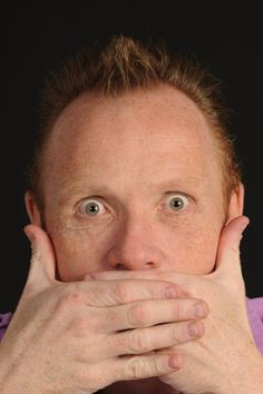 Keeping quite - Andre the Hilarious Hypnotist
