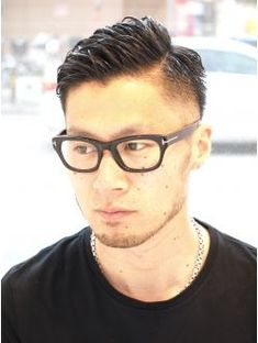 Concept to be 2ブロックビジネスショート Asian Man Haircut, Asian Men Hairstyle, Asian Hair, Goatee Styles, Hair And Beard Styles, Latest Haircuts, Haircuts For Men, Permed Hairstyles, Boy Hairstyles