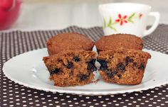 Gojee - Blueberry Oat Muffins – Vegan or Not by What Would Cathy Eat