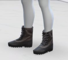 Yeezy Boots by GreenApple18r.