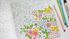Adult Coloring Should Be Your New Hobby | Try the fad that will take you back to kindergarten |