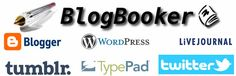 blogbooker Wordpress, Twitter, Blog, Library Locations, Blogging