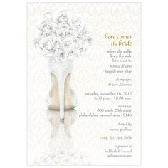 Shoe bridal shower invitations gallery invitation templates free bridal shoes pictures bridal shower invitations shoes bridal shower invitations shoes filmwisefo filmwisefo