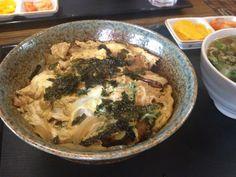 2014.7.17 점심. 가츠동
