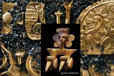 In 2011, in the province of Cocle in Panama, a major discovery was made. A pre-Columbian cemetery was discovered with the remains of bodies, weapons and artefacts made of gold that dated back to betwe