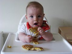 Vegetable Pancakes | Baby Led Weaning Recipes and Ideasblw finger foods