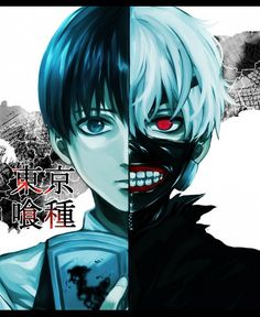 So excited that Tokyo ghoul will become an anime in July; I love the manga!