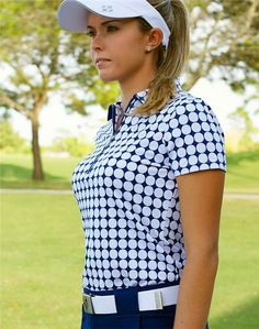 The Jofit Vented Polo is the perfect accompaniment to our sophisticated athletic apparel. Check it out! #golf #ootd #lorisgolfshoppe