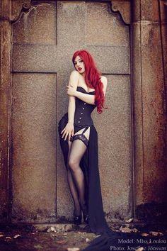 Model: Miss LouLou Photo: Josefine Jonsson