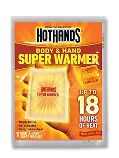 HotHands  Body  Hand Super Warmer New Mega Size Pack 80 count *** Learn more by visiting the image link.