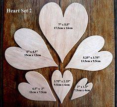 Fantastic Set Of 6 Different, Larger Sized Hand Crafted MDF 'Heart' Drawing Templates (Set 2 2) by Greg Ledder http://www.amazon.co.uk/dp/B00K822MNS/ref=cm_sw_r_pi_dp_KTs4vb0V9WWZA