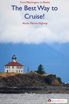 Have you always wanted to cruise to Alaska but it's just too expensive! Don't worry the Alaska Marine Highway is the way to go! #Alaska #budgettravel #ferry #backpacker #boats #whales #adventure #USA