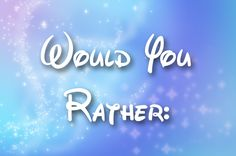 """These """"Would You Rather"""" Questions Will Tell You Which Disney Princess You Are"""