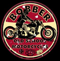 Bobber Old School Motorcycles by BiLLManz on deviantART