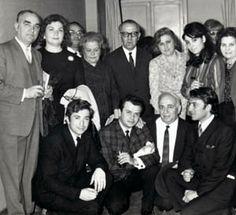 Hakkı İzzet 1966 Haluk Tezonar, Tankut Öktem, Erdinç Bakla (Erdinç Bakla archive)