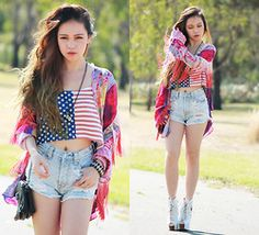 Chloe T (@chloe_t) | Lookbook